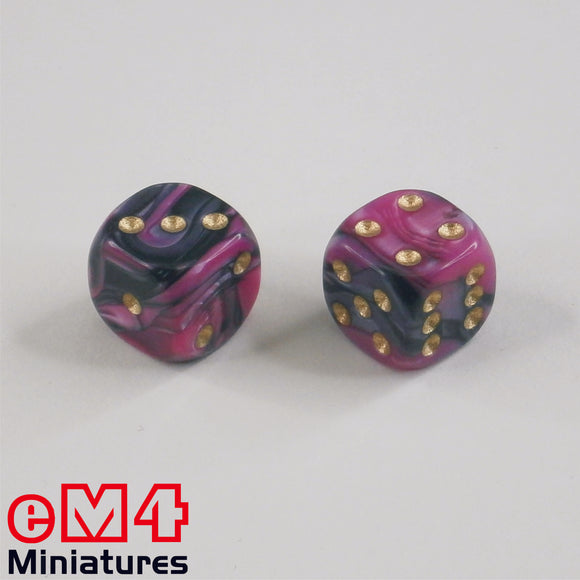 12mm-Fallout-Pink/Black