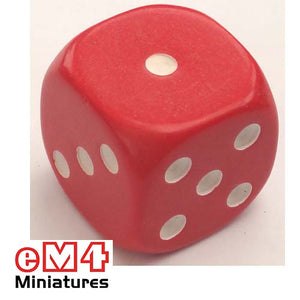 36mm Opaque-Red