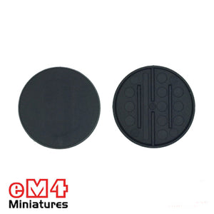 40mm Round Multipurpose Base x 5