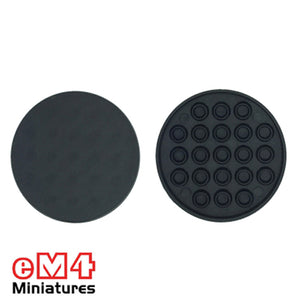 50mm Round Multipurpose base x 5