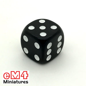 16mm Opaque-Black