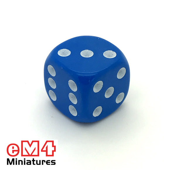 14mm Opaque-Blue