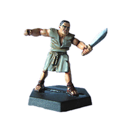 Criminal Gladiator Miniature