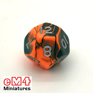 Toxic Chemical D12 Poly Dice