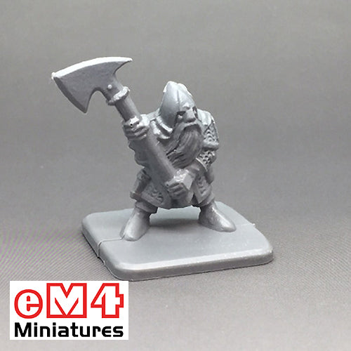 Dwarf With Axe x 50