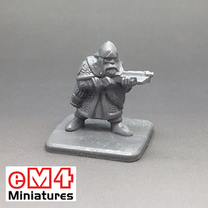 Dwarf With Crossbow
