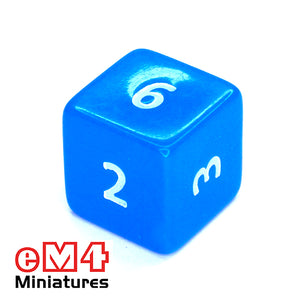6 sided (D6) Jumbo dice x 1