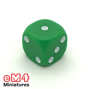 16mm Opaque-Green