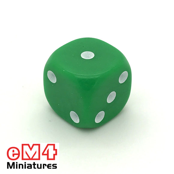 18mm Opaque-Green