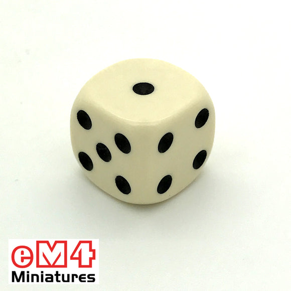 16mm Opaque-Ivory