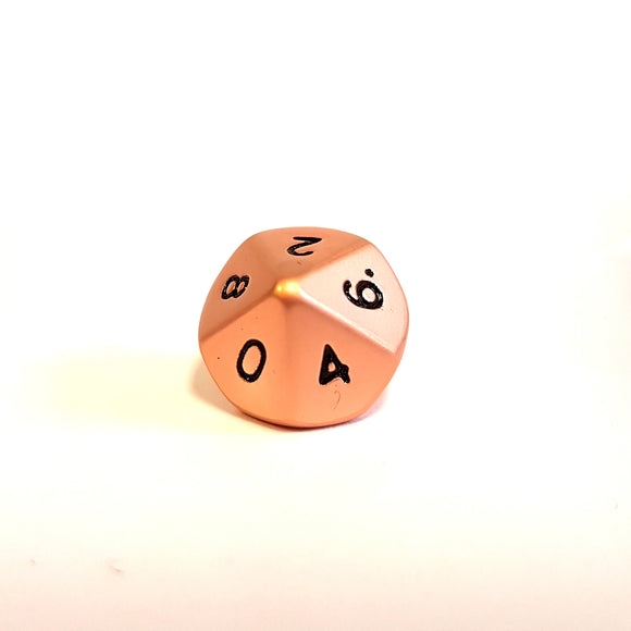 Mini D10 - Copper