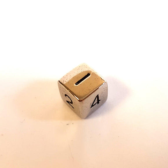 Mini D6 - Chrome