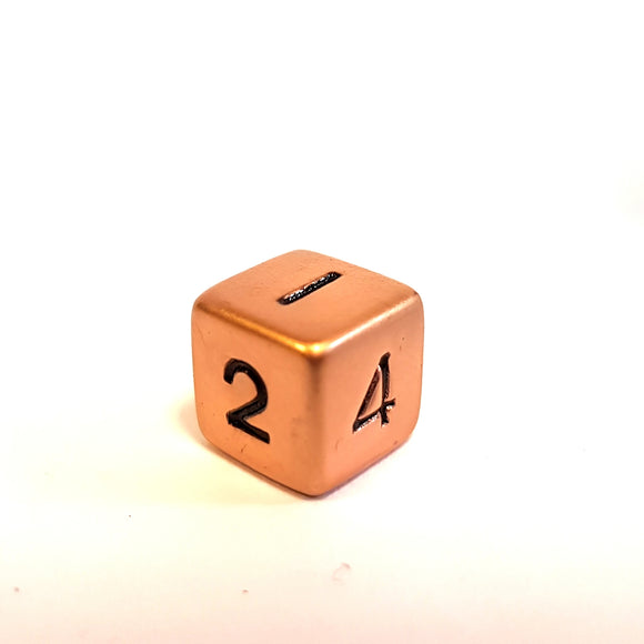 Mini D6 - Copper