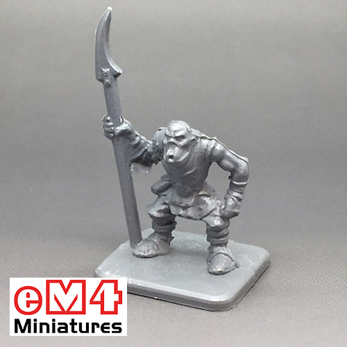 Orc With Spear x 50