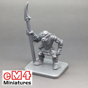 Orc With Spear