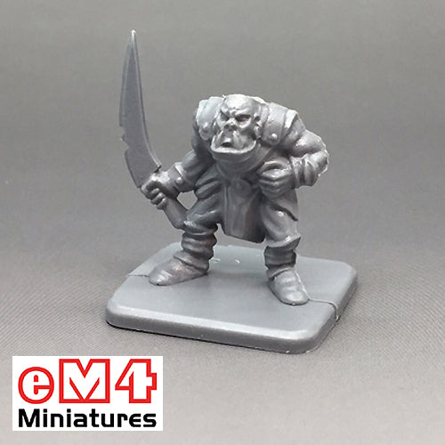 Orc With Sword x 50