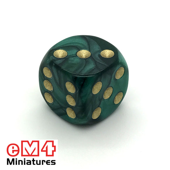 16mm Pearl-Green