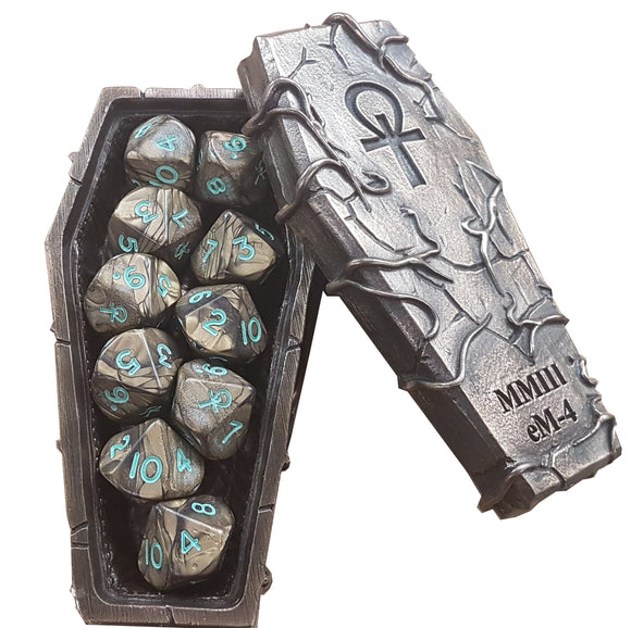 The Sarcophagus Dice