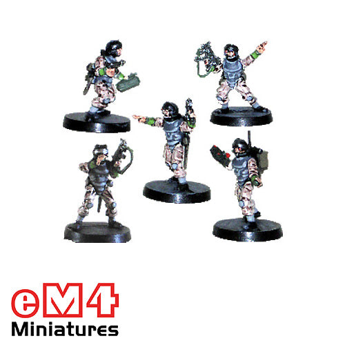 Troopers Command Conversion Kit
