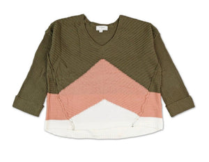 Oversized Sweater Tops