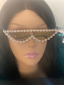 Pearlized Sunglasses