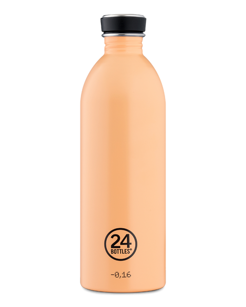 Urban Bottle Peach Orange, 1000ml