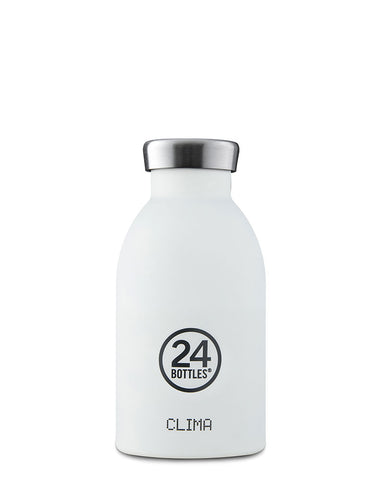 Clima Bottle Ice White, 330 ml