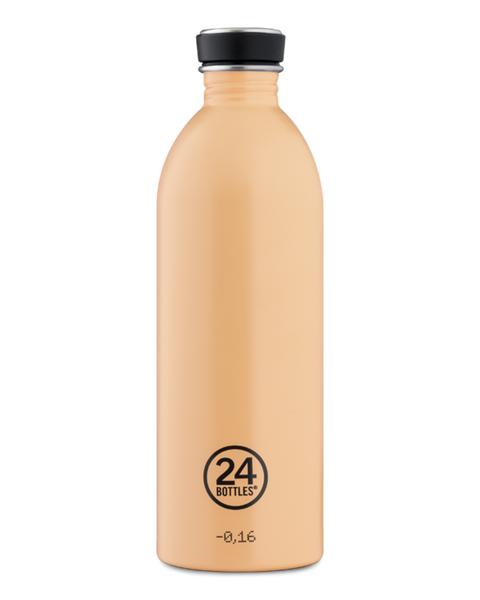 Urban Bottle Peach Orange, 500ml