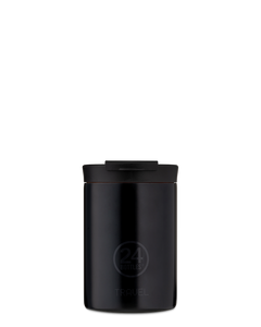 Travel Tumbler Tuxedo Black, 350ml