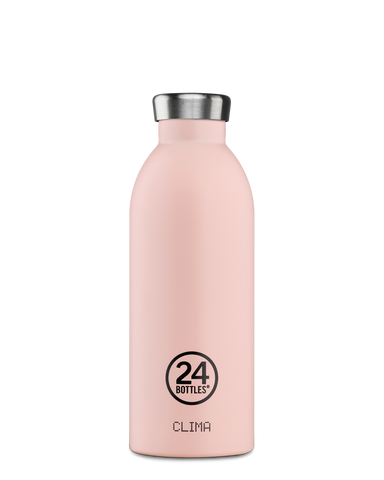 Clima Bottle Dusty Pink, 500ml