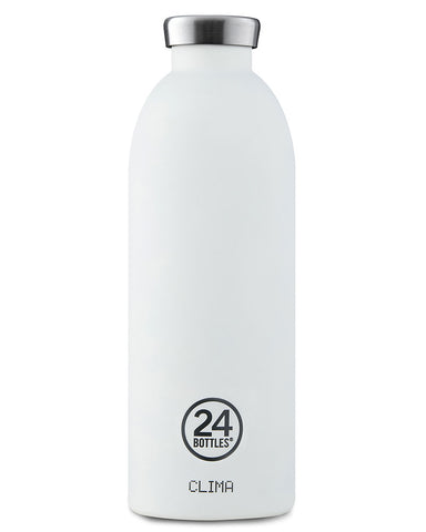 Clima Bottle Ice White, 850 ml