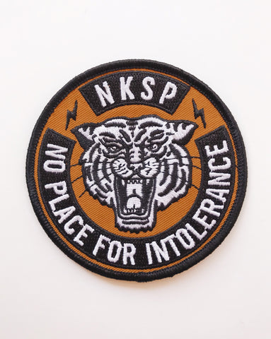 No Place For Intolerance Patch