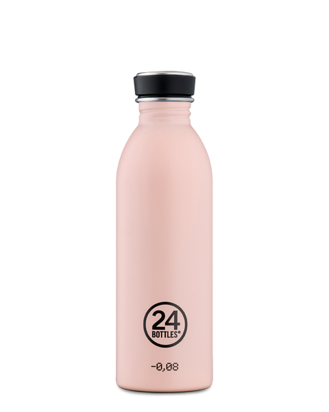 Urban Bottle Dusty Pink, 500ml