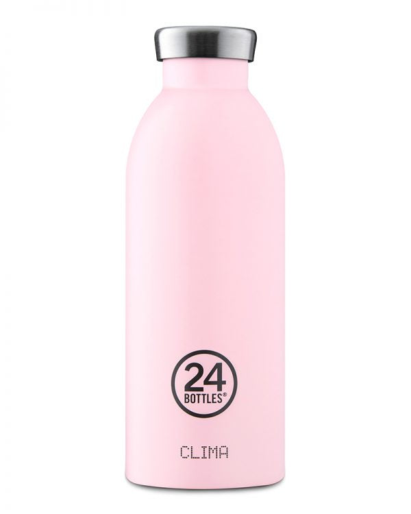 Clima Bottle Candy Pink, 500ml