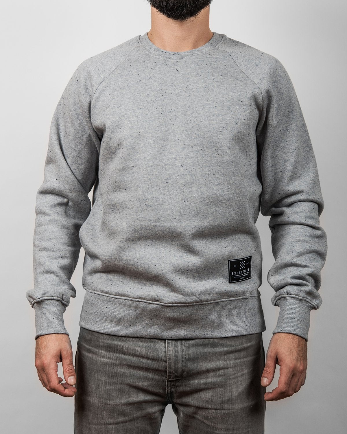Essential Sweatshirt Grey