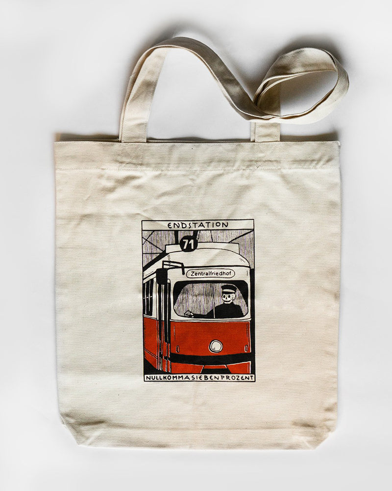 Endstation Tote Bag