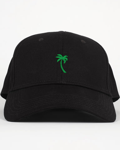 Sport Cap Palm Black