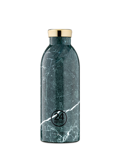 Clima Bottle Green Marble, 500ml