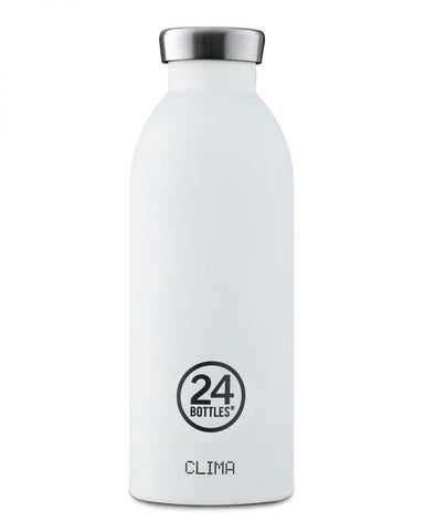 Clima Bottle Ice White, 500ml