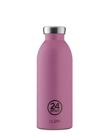 Clima Bottle Mauve, 500ml