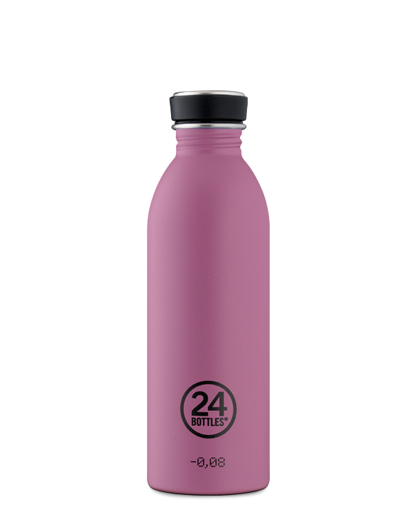 Urban Bottle Mauve, 500ml