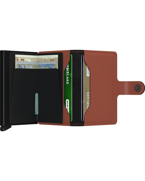 Miniwallet Brick Black