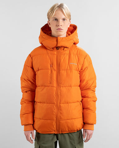 Puffer Jacket Dundret Orange