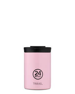 Travel Tumbler Candy Pink, 350ml