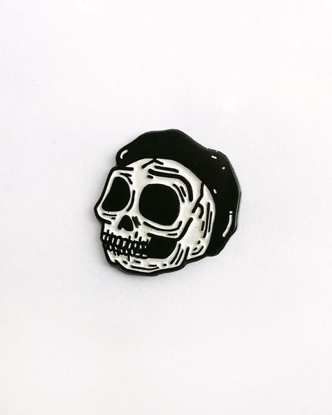 Dead Morty Pin