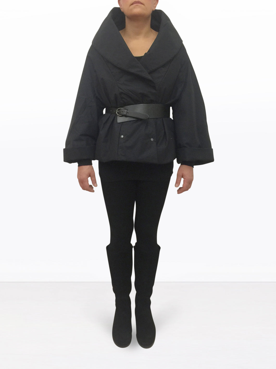 WRAPJACKET THINSULATE black