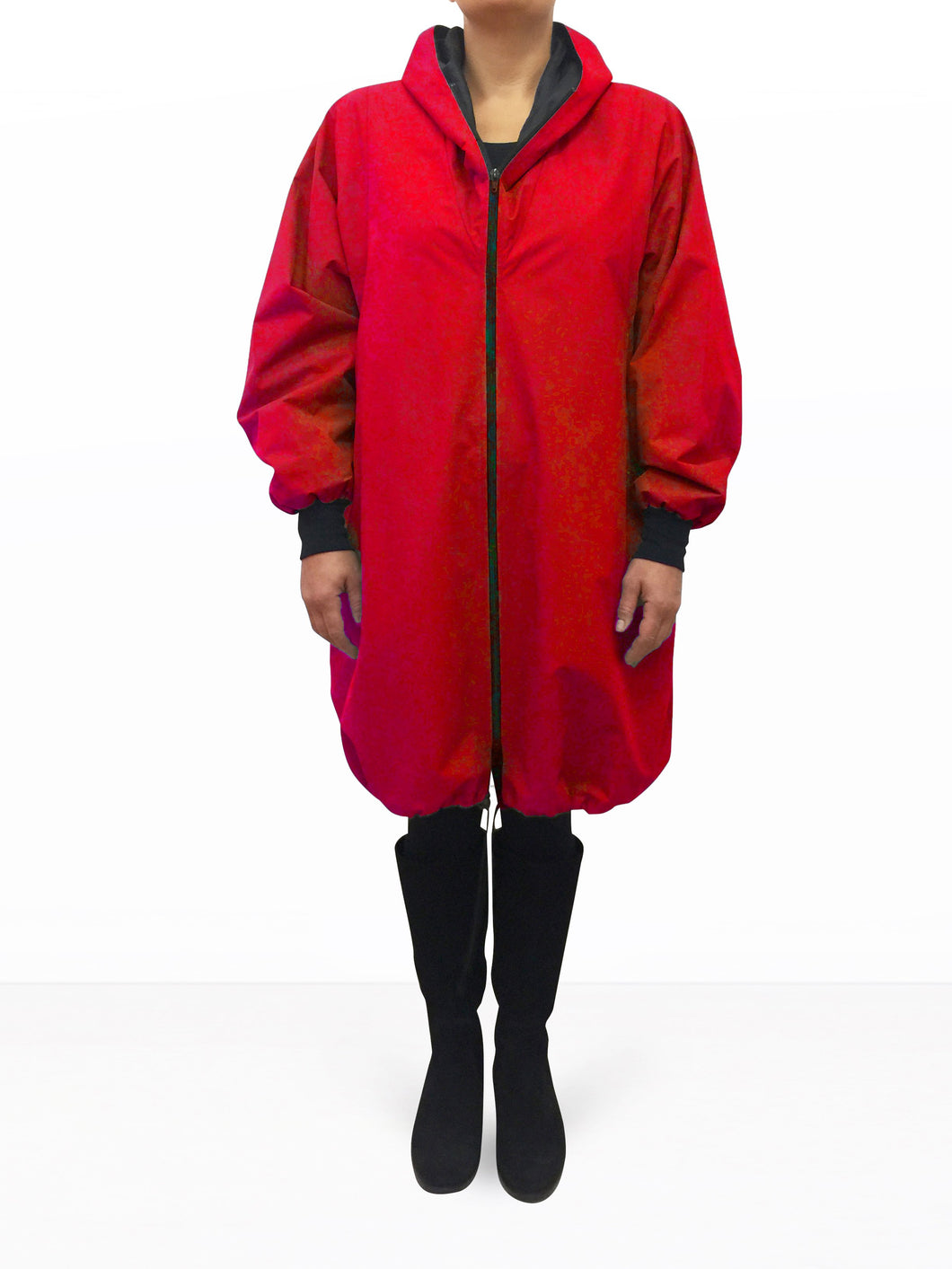 Winter PARKAS red