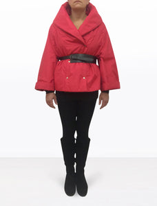 WRAPJACKET THINSULATE red
