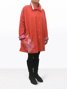 Spectra Jacket Red