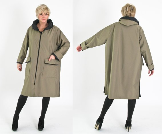 MAAR LIGHT COAT, Beige.
